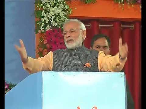 PM Shri Narendra Modi's speech at 'Shaurya Samman Sabha' in Bhopal, Madhya Pradesh