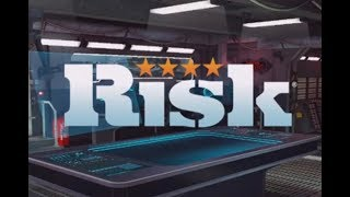Risk: Global Domination (Nintendo Switch) Game Mode: World Domination - Player One vs. COM