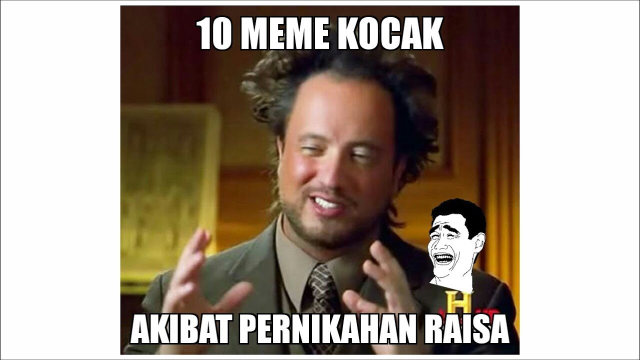 Koleksi Meme Lucu Jawaban Kapan Nikah Kumpulan Gambar Meme Lucu
