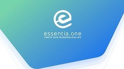 [ICO] [BOUNTY] ESSENTIA - Management and protection of personal data and assets on Blockchain