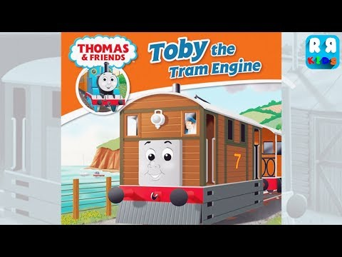 New Story: Toby The Tram Engine | Thomas & Friends: Read & Play
