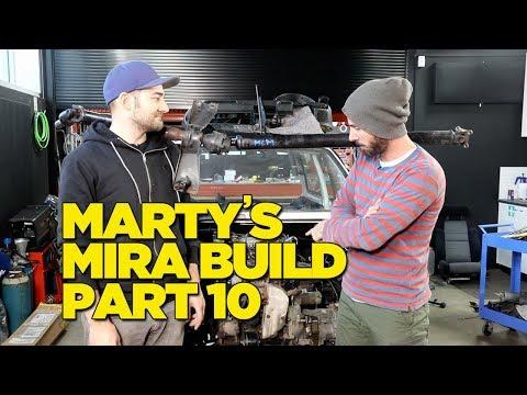 Marty s Mira Build [Part 10]