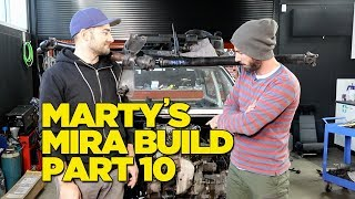 Marty's Mira Build [Part 10]