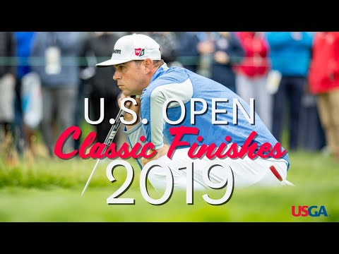 U.S. Open Classic Finishes: 2019