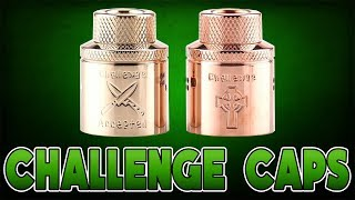 Hellvape Dead Rabbit Challenge Caps - ARE YOU UP TO THE CHALLENGE??