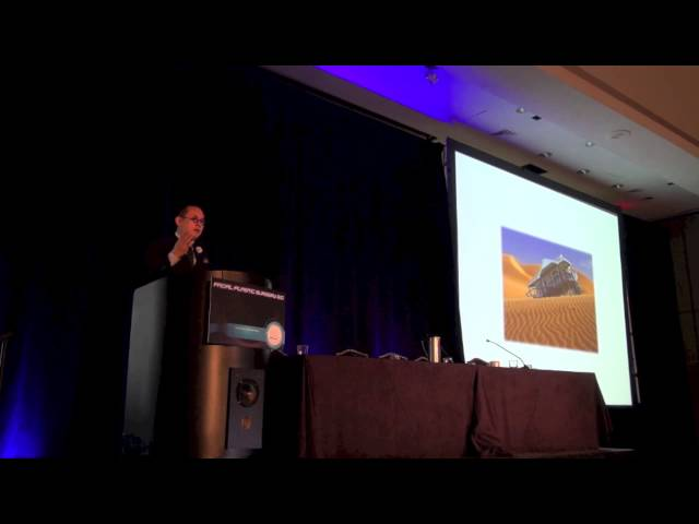 Fat Grafting vs. Fillers Lecture in New Orleans by Dallas Facial Plastic Surgeon, Dr. Sam Lam