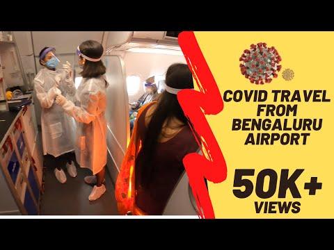 CoVID Travel From Bengaluru Airport
