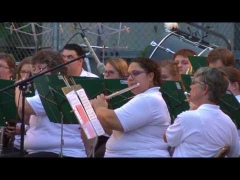 Ste. Genevieve (Mo) Municipal Band 7/27/17