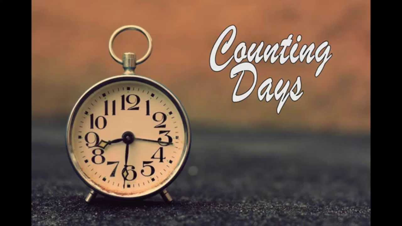 Image result for counting days