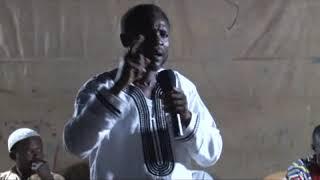 DEBATE .. AVRAHAM BEN MOSHE VRS EVANGELIST JOHN AIDOO ... who is jesus