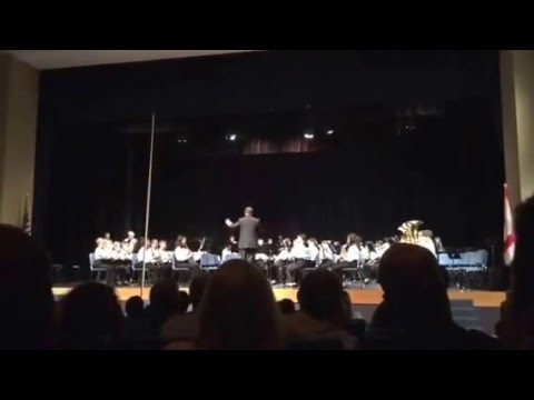 Tuskawilla Middle School Band Concert Part 4