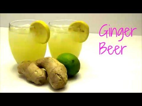 Trini Ginger Beer Recipe Episode 268