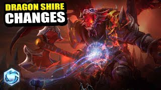 Dragon Shire Rework! // Heroes of the Storm PTR