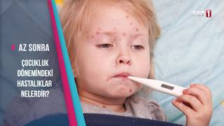 Doktor Geldi 6. Bölüm (18 Eylül 2017)   Çocuk Hastalıkları, Klima Hastalıkları, Sıvı Tüketimi