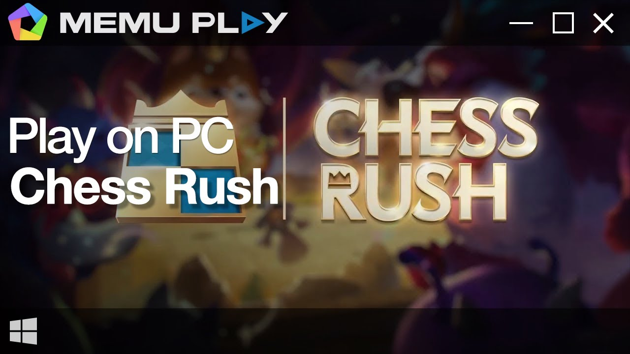 Download Chess Rush on PC with MEmu