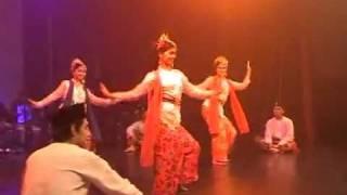 ISI Padangpanjang Tari Gamad di Tong Tong Festival Den Haag