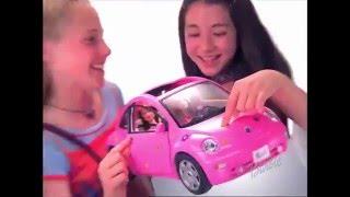 Barbie Volkswagen New Beetle Commercial [2000]