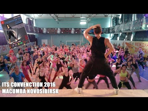 Macumba® Dance Fitness Re Move® Russia Training Course, Novosibirsk 2016