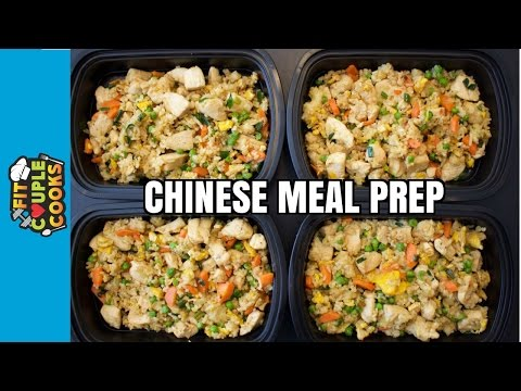 How to Meal Prep - Ep. 37 - CHINESE CHICKEN FRIED RICE ($2/Meal)