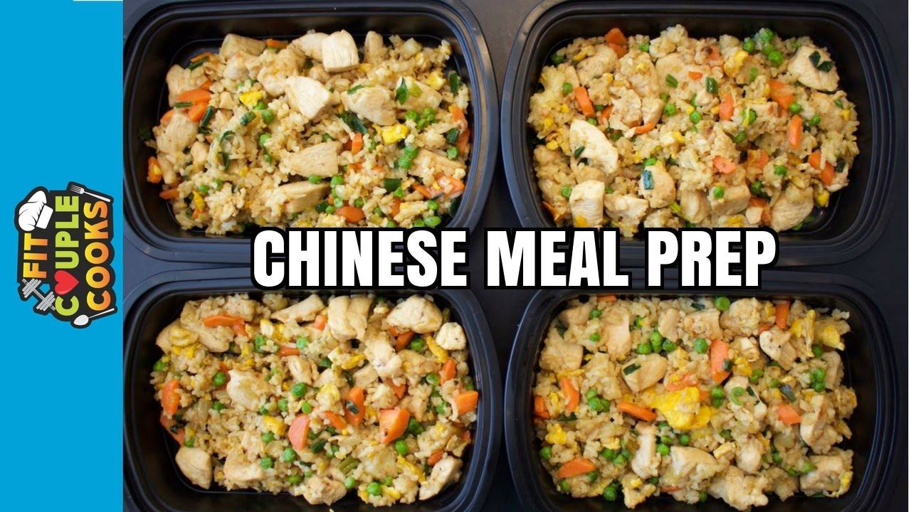 How to Meal Prep – Ep. 37 – CHINESE CHICKEN FRIED RICE ($2/Meal)