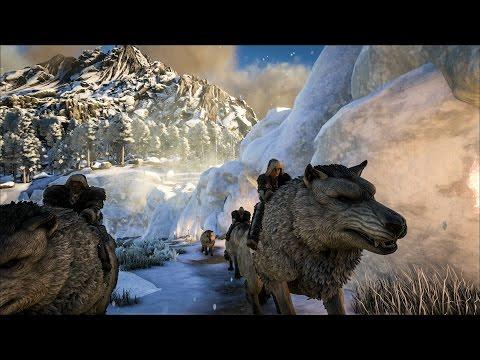 Ark Survival Evolved PvP ep.02 Najbolji Vuk i malo pucnjave