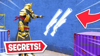 10 SECRETS hidden by Fortnite in Season X! (CRAZY)