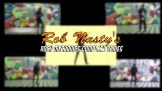 Rob Nasty's: Rock Mechanics Complete Series Trailer