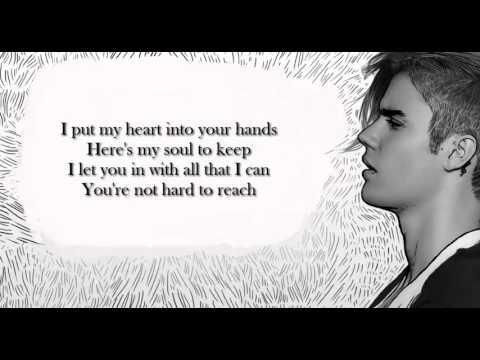 Justin Bieber - Purpose (lyrics)