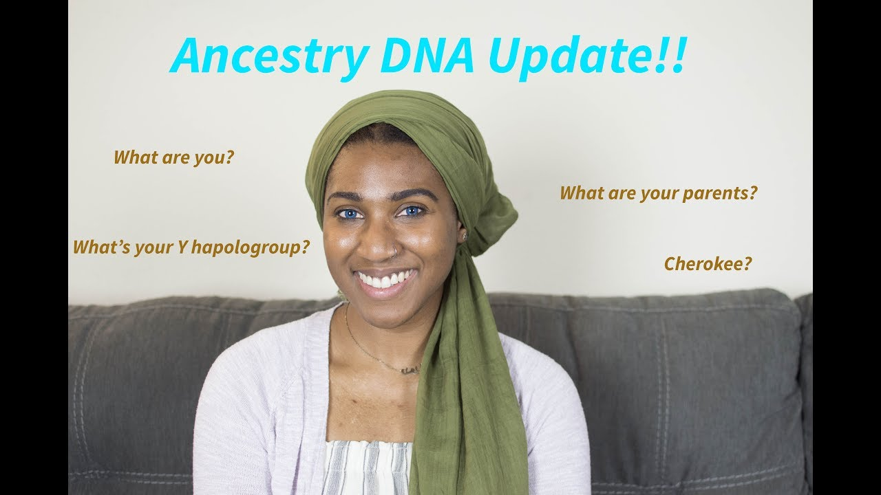 ANCESTRY DNA RESULTS|| PARENT'S RESULTS || BLACK AMERICAN