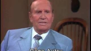Gene Autry on Late Night, August 31, 1982