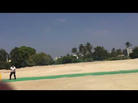 Bangalore 2017 cricket
