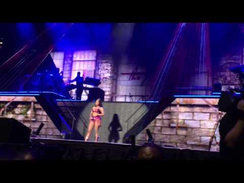 Nicki Minaj Live at Barclay