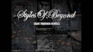Hands Up Grant Mohrman Outta Control Remix - Styles Of Beyond