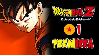 PREMIERA! Dragon Ball Z KAKAROT PL E01