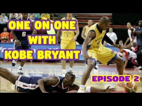 [One on One with Kobe Bryant] Episode 2: Shutting down Leandro Barbosa and Redefining Team USA