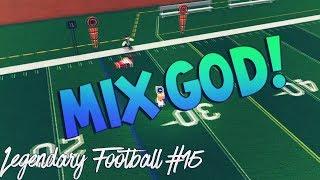 MIX GOD! [Legendary Football Funny Moments #15]
