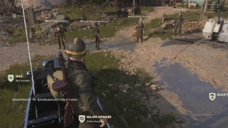 WE LIVE  CALL OF DUTY WW2 GAME PLAY PS4 ]