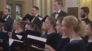 00340 Mazākumtautību kolektīvu garīgas mūzikas koncerts Vecā Svētās Ģertrūdes baznīcā 4/07/2018