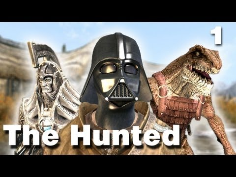 Skyrim Mods: The Hunted - Part 1