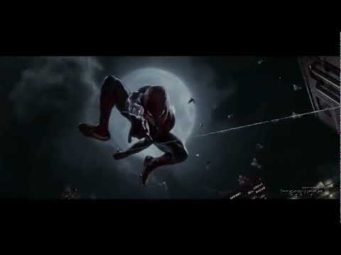 ''The Amazing Spiderman'' Music Video (Vindicated by Dashboard Confessional)