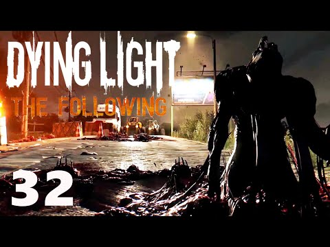 Let's Play - Dying Light The Following DLC -  Graverobbery |