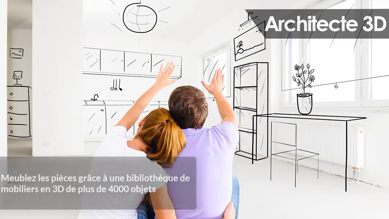 Architecte 3d 2017 les nouveaut s youtube for Architecte 3d avanquest