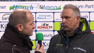 SV Meppen vs. TSV Havelse 0:1