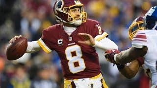 Week 17: New York Giants beat Washington Redskins 19-10! Kirk Cousins throws game losing INT!
