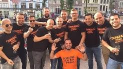 Junggesellenabschied in Amsterdam 2017