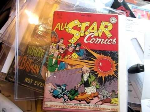All Star Comics #31 DC Superman Justice Society of America 1946