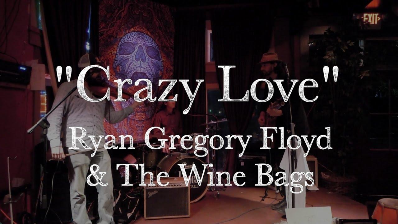 Download Crazy Love - Ryan Gregory Floyd (Van Morrison Cover Live in New Orleans)