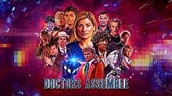 Doctor Who: LOCKDOWN | Doctors Assemble!