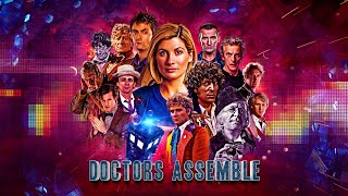 Doctor Who: LOCKDOWN   Doctors Assemble!