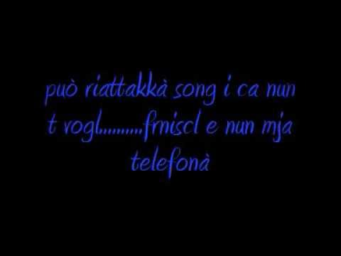 Raffaello - Bambola (TESTO) Chords - Chordify